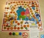 Board games - Koekiemonster Spel - Het grote Koekiemonster vloerspel