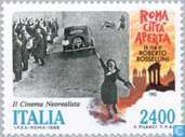 Postzegels - Italië [ITA] - Filmgeschiedenis