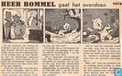 Comic Books - Bumble and Tom Puss - Heer Bommel gaat het overdoen