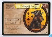 Trading cards - Harry Potter 5) Chamber of Secrets - Hufflepuff Badger