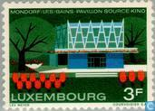 Postage Stamps - Luxembourg - Mondorf-les-Bains
