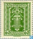 Postage Stamps - Austria [AUT] - Symbolic representations
