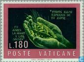 Postage Stamps - Vatican City - The Bible