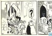 Divers - Stripfestival Middelkerke - Originele pagina (Het geheim van Bakkendoen)