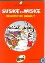 Bandes dessinées - Bob et Bobette - De snoezige Snowijt / Adorable Neigeblache