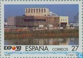 Postage Stamps - Spain [ESP] - Seville World