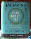 JACKSONS Earl Grey'S Tea 113g (Blauw blik)