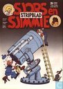 Strips - Casper en Hobbes - Sjors en Sjimmie Stripblad 25