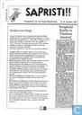Comic Books - Sapristi!! (tijdschrift) - Nr. 10, december 1999