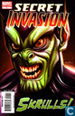 Comic Books - Skrull Warbook Files - Skrull Warbook Files