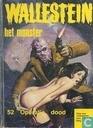 Comic Books - Wallestein het monster - Operatie dood