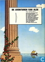 Comics - Alix - De prins van de Nijl