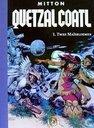Strips - Quetzalcoatl - Twee Maïsbloemen