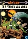 Comic Books - Yoko, Vic & Paul - De 3 zonnen van Vinea