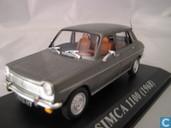 Model cars - Altaya - Simca 1100
