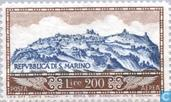 Historical images of San Marino