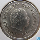 Coins - the Netherlands - Netherlands 25 cents 1956