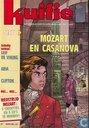 Comic Books - Giacomo Casanova - Mozart en Casanova