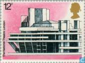 Postage Stamps - Great Britain [GBR] - European Architectural Heritage Year