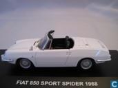 Model cars - Edison Giocattoli (EG) - Fiat 850 Sport Spider