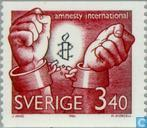 Postage Stamps - Sweden [SWE] - Peace and freedom