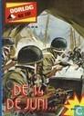 Comics - Oorlog - De 14de juni...