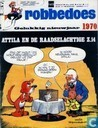 Comic Books - Robbedoes (magazine) - Robbedoes 1655