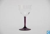 Glas / Kristall - Kristalunie - Logos Sherryglas