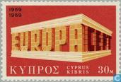 Timbres-poste - Chypre [CYP] - Europe – Temple