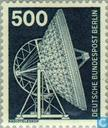 Briefmarken - Berlin - Industrie und Technik