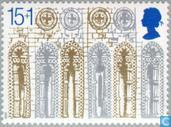 Postage Stamps - Great Britain [GBR] - Cathedrals