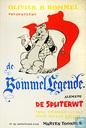 Comic Books - Bumble and Tom Puss - De Bommel legende + De spliterwt
