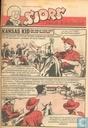 Strips - Sjors van de Rebellenclub (tijdschrift) - 1958 nummer  44