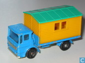Voitures miniatures - Matchbox - Site Hut Truck