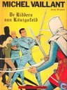 Strips - Michel Vaillant - De ridders van Königsfeld