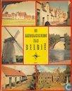 """Comic Books - Kuifjesbon producten - Album""""De Aardrijkskunde van België"""""""