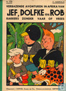 Strips - Jef, Dolfke en Rob - Verbazende avonturen in Afrika van Jef, Dolfke en Rob rakkers zonder vaar of vrees