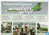 Aviation - Transavia (.nl) - Transavia Wolkenwinkel 1981
