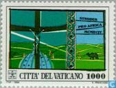 Postage Stamps - Vatican City - Special African Synod issues