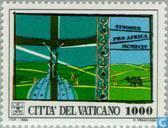Timbres-poste - Vatican - Spécial Afrique du Synode des questions