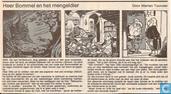 Comic Books - Bumble and Tom Puss - Heer Bommel en het mengeldier