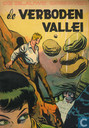 Comics - Blauwe Sperwer, De - De verboden vallei