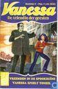 Bandes dessinées - Vanessa - Vreemden in de spookruïne