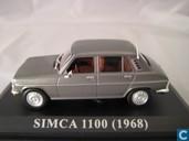 Voitures miniatures - Altaya - Simca 1100