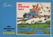 Comic Books - Spirou and Fantasio - Die Erbschaft 2