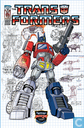 Comic Books - Transformers - Transformers Sketchbook Infiltration