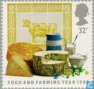 Postage Stamps - Great Britain [GBR] - Agricultural Anniversaries
