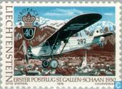 Postage Stamps - Liechtenstein - Europe – Postal History