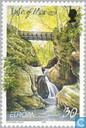 Postage Stamps - Man - Europe - Nature reserves and parks