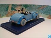 """Voitures miniatures - Atlas - De Lincoln Torpedo uit """"De Sigaren van de Farao"""""""